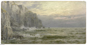 William Trost Richards - ¡Descanso! ¡Descanso! ¡Descanso!