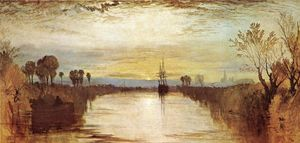 William Turner - canal de chichester